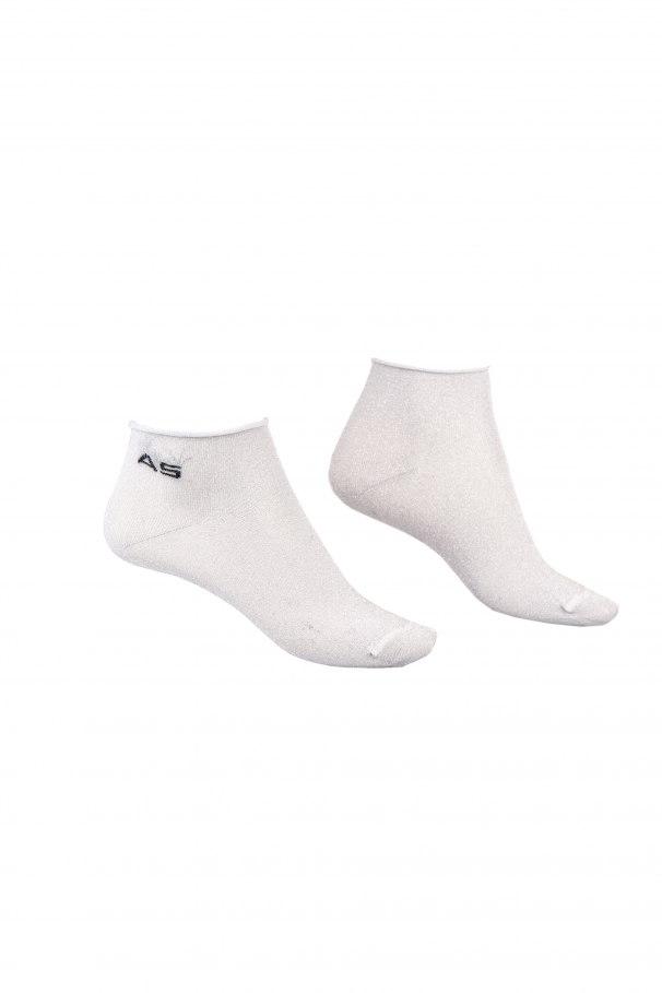 Lurex socks