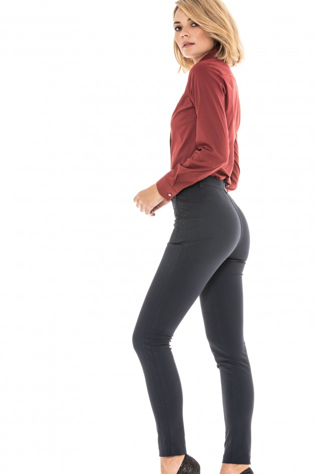 Push In Second Skin Trousers