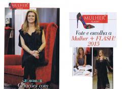 ANA SOUSA nomeada dos prémios Mulher + FLASH da categoria de Negócios