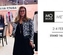 ANA SOUSA participates in the MoMad Metropolis Fair