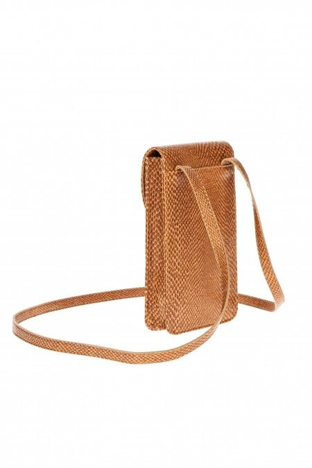 Mobile phone case leather effect