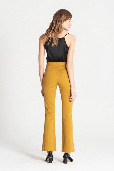Flare Flora Sustainable pants