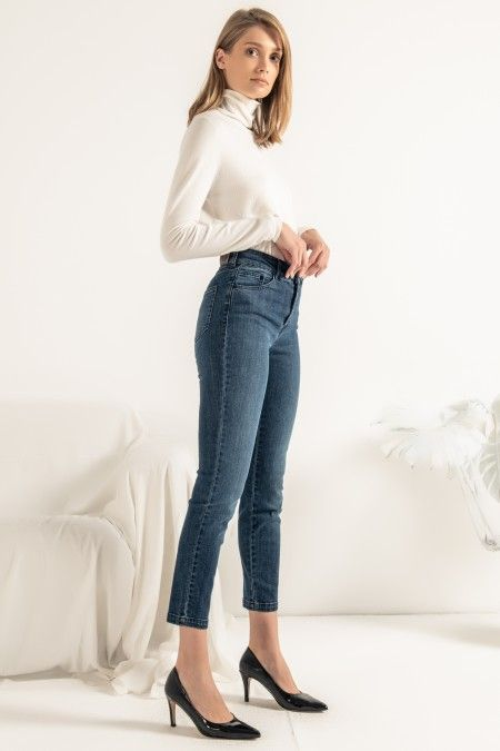 High waist pants Flora Sustainable