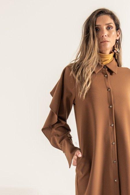 Shirt dress Flora