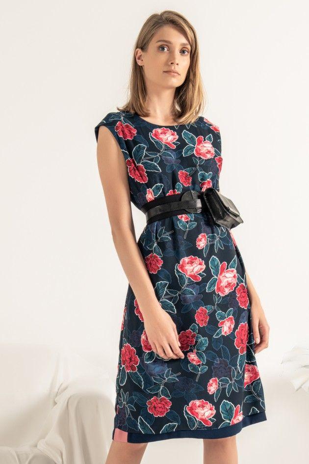 Vestido Selene Reversible