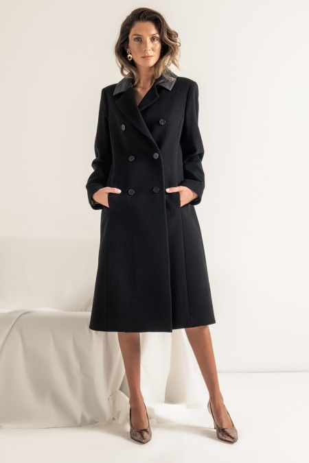 Long sleeve coat