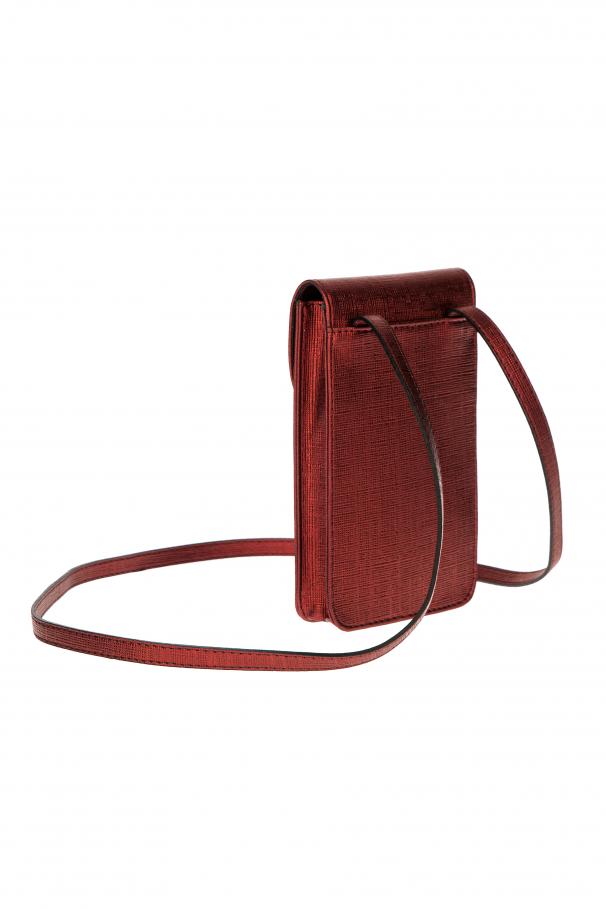 Mobile phone case leather imitation