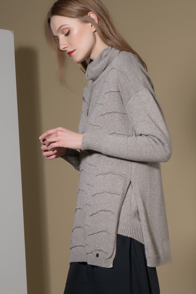 Knitted sweat ASPEN ECO