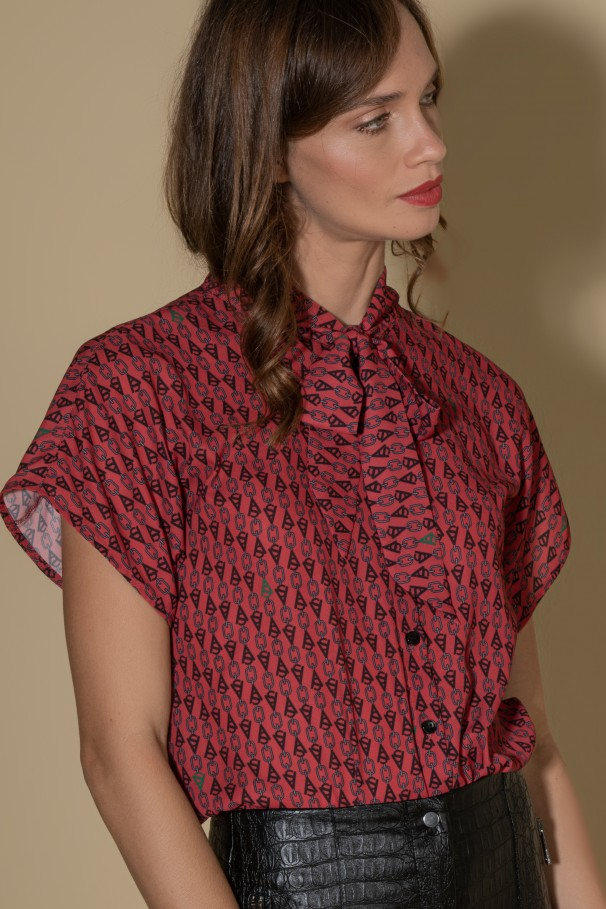 Blouse Flora Sustainable