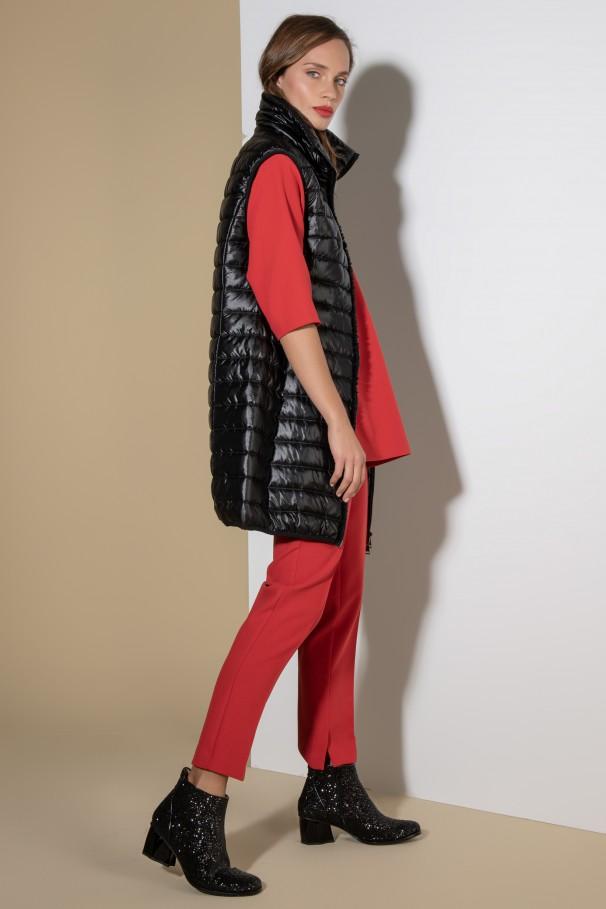 Padding waistcoat