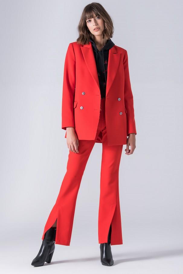 Cross slim fit blazer