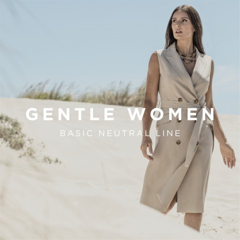 GENTLE WOMEN - NEUTRAL AND BASIC LINE