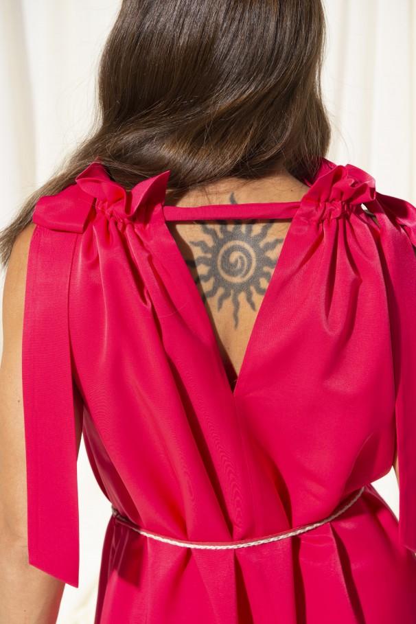 'A' shaped Dress