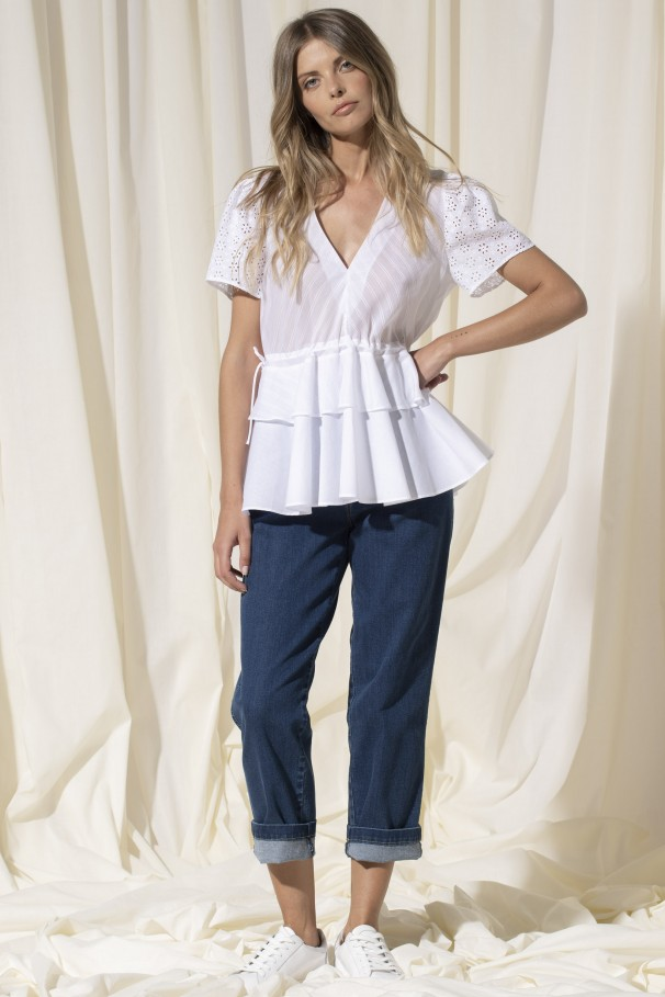 Jeans Flora Sustainable