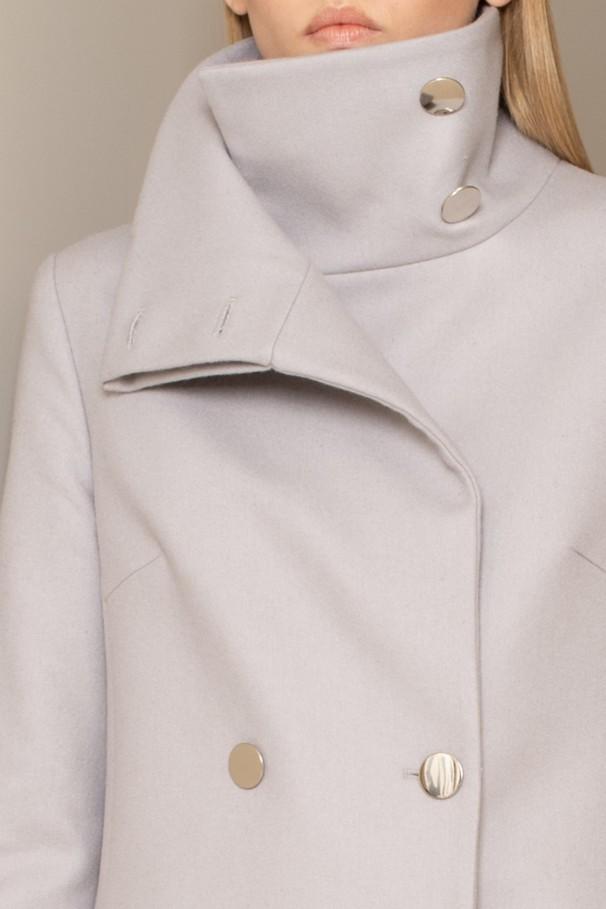 Manteau manche longue