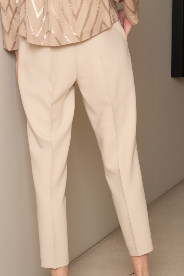 Cocktail fit trousers